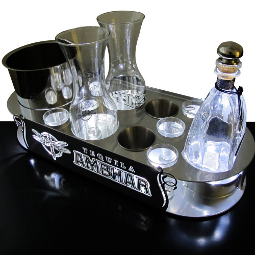 Bottle Serving Trays