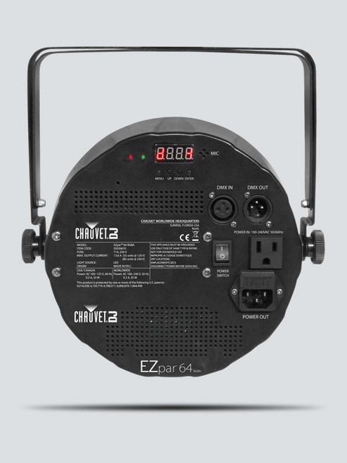EZ PAR 64 RGBA