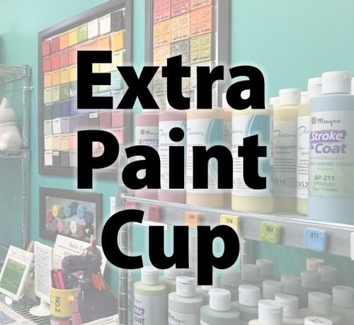 Extra Paint Cup
