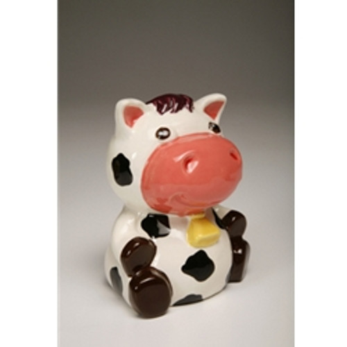 Party Cow Bank w/ Stopper