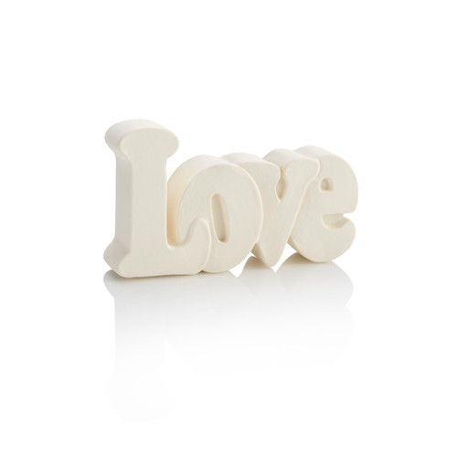 Mini Love Word Plaque