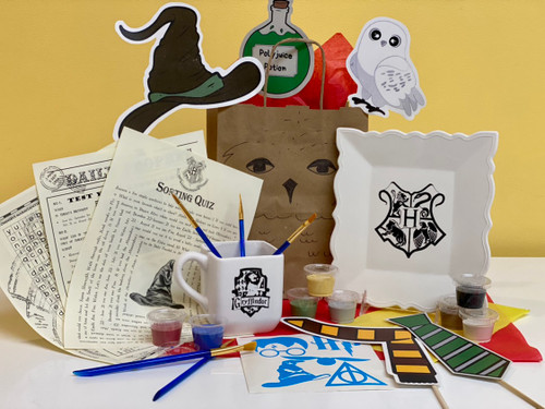 Harry Pottery To Go Kit