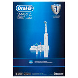 Oral-B Smart 4000 White Electric Toothbrush