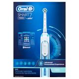Oral-B Smart 7 7000 Metallic Blue Electric Toothbrush