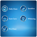 Oral-B Smart 5 5000 White Electric Toothbrush