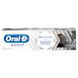 Oral-B 3DWhite Brilliance Charcoal Toothpaste 120g