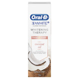 Oral-B 3DWhite Whitening Therapy Gentle Care Coconut Oil 95g