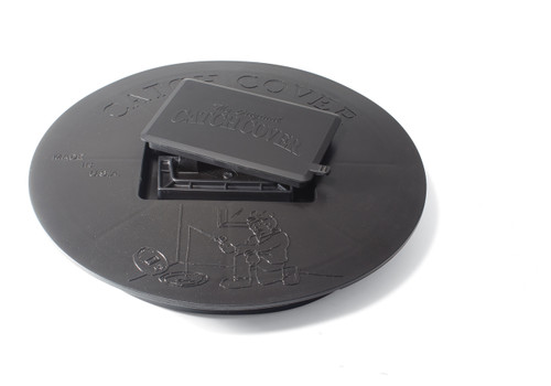 Handle Trap with Catch Cover lid
