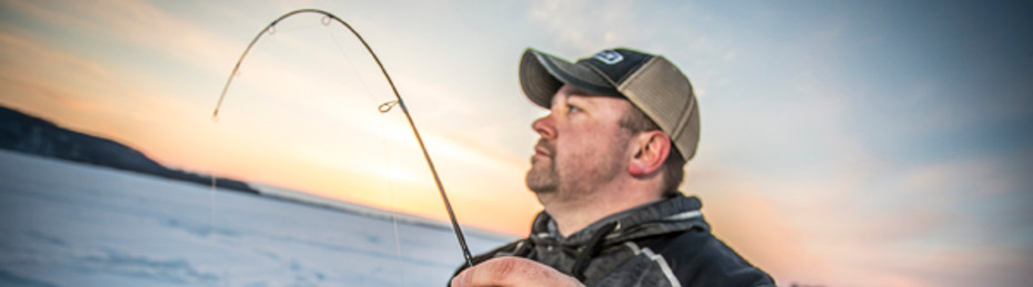 How To Choose An Ice Fishing Rod - Fish House Nation Podcast Episode #3