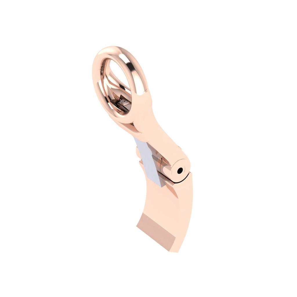 1050 Reverse ear clip