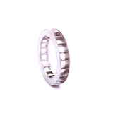 9313  eternity band for square diamonds