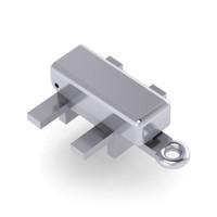 5200 ear/pendant clasp open position