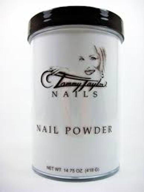 Tammy Taylor 14.75 oz. Nail Powder - Whitest White