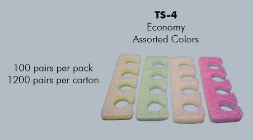 TS-4 Toe Separators 1200 Pairs