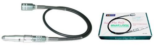 """Drill101 Wecheer Super Flexible Shaft (Snap-Lock) WE288-01 - 3/32"""""""