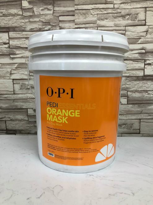 OPI Mask 5 Gal : Green Tea, Orange
