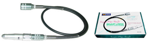 """Drill101 Wecheer Super Flexible Shaft (Snap-Lock) WE288-01 - 1/8"""""""