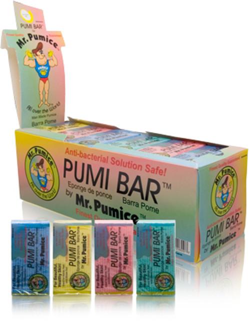 Group A09B : Mr. Pumice Pumi Bar box/24cts