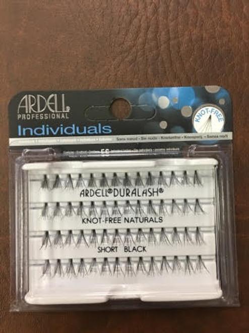 Ardell Individual Eyelashes - Black - 72 Packs/Case - Short