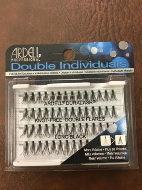 Ardell Double Up Eyelashes - Black - 72 Packs/Case - Long