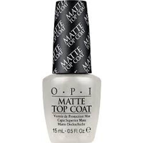 TCR OPI Matte Top Coat