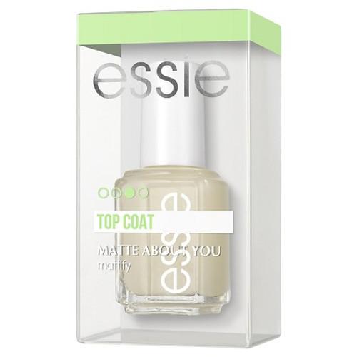 TCR Essie Matte Top Coat