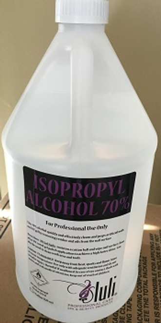 Group A02 :  Branded Alcohol 70% 4 Gal/ Case