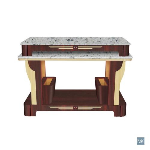 The Verona Nail Dryer Table
