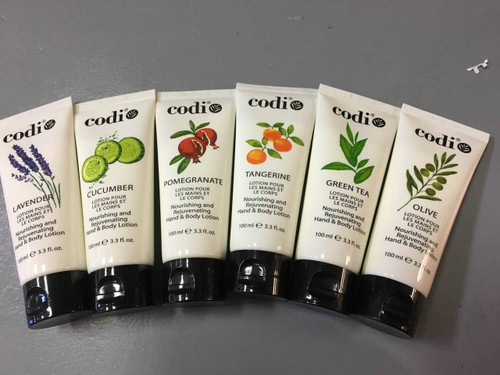 Holiday Special Codi Hand and Body Lotions 3.3oz - 6 Flavors