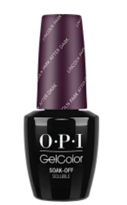 OPI Gel & Lacquer Set
