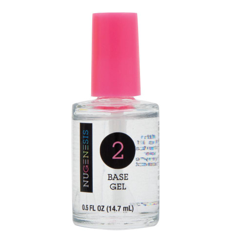 NuGenesis : Base Gel #2 - Treatment (Liquid) (For Dipping Powder)