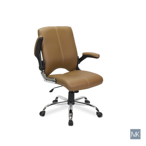 CC Versa Customer Chair - Cappuccino