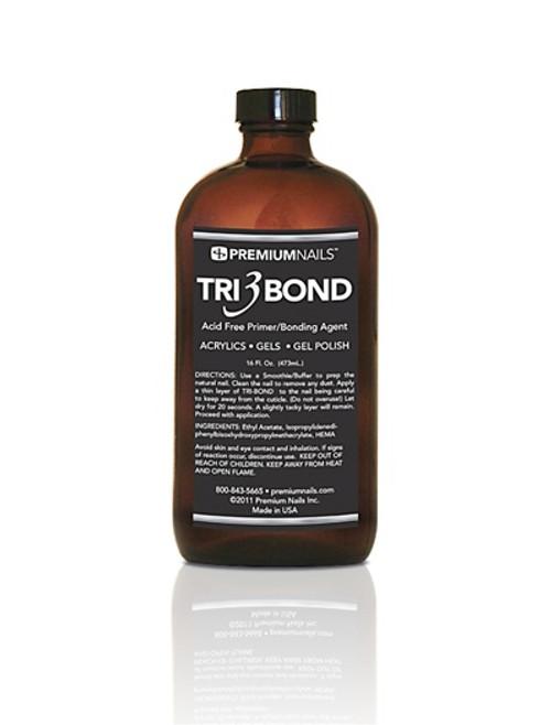 PremiumNails Tri-Bond Acid-Free Primer 16oz