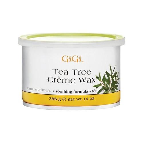 Gigi Tea Tree Cream Wax - 14oz