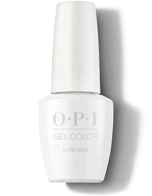 OPI Gel Alpine Snow 0.5oz - L00