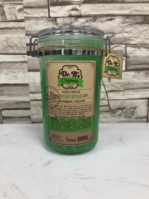 Dr B Organic Sugar Scrub 32oz - 6 Scents