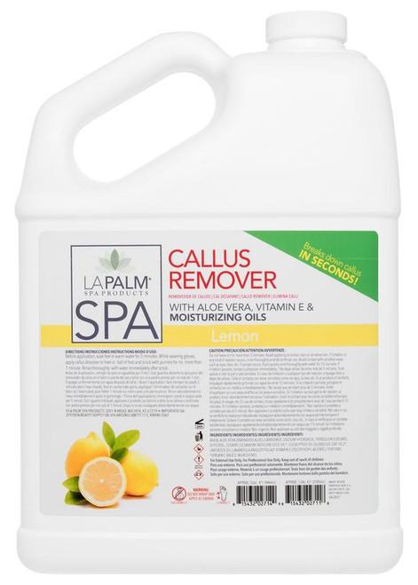 Group A03B : La Palm Callus Remover Lemon 4Gal/Case