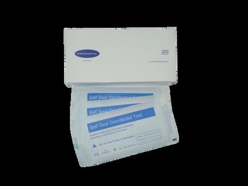 """Group A10B : Sterilization Pouch 7.5"""" Short :  6,000 PCS/Box (30 Boxes of 200 PCS)"""