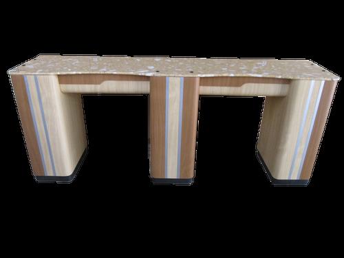 PC Double Straight Nail Table V11-820-282