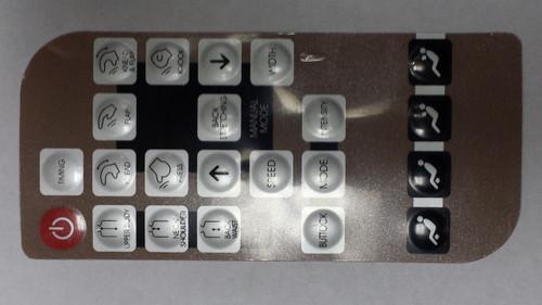 G560 Remote Control Face