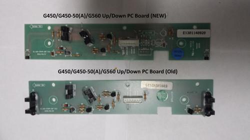 G450 & G560 UpDown PCBoard