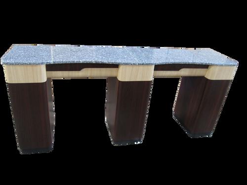 PC Double Straight Nail Table V12-820-293