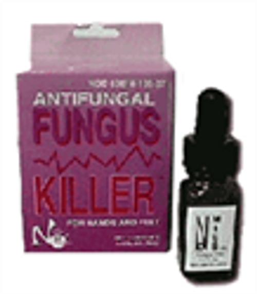 Nail Treatments - 12530 No Miss Fungus Killer - .25oz 6 PCS