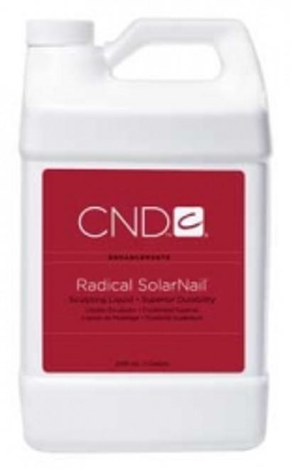 CND Liquid Radical SolarNail Sculpting 1 Gal