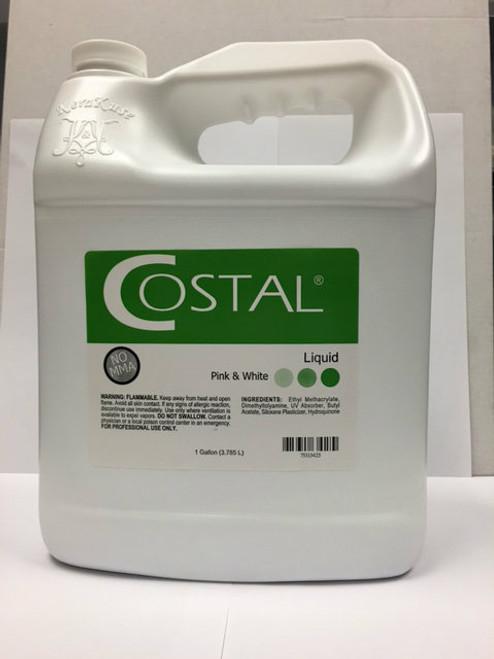 Costal Liquid 1 Gal Pink & White
