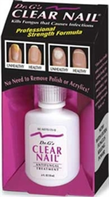 DR. G'S Clear Nail 6 PCS/Pack