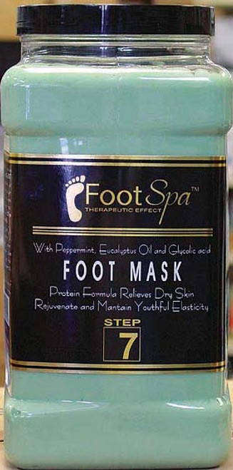 Foot Spa Foot Mask 1 Gal - Peppermint