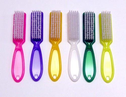 Manicure/Pedicure Nail Brush 72 pcs