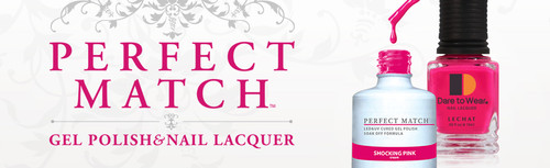 Duo Perfect Match Gel & Lacquer Set