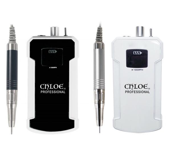 Chloe Brushless Nail Drill 30K (White or Black)
